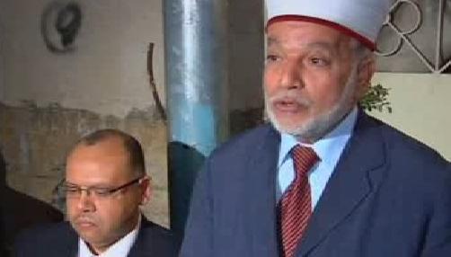Velký muftí Mohammed Hussein