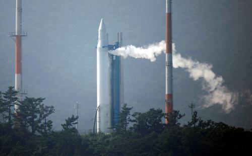 Korejská raketa Naro-1