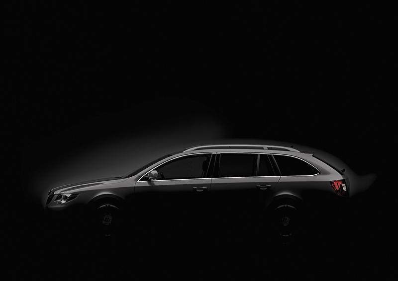 Nová Škoda Superb Combi