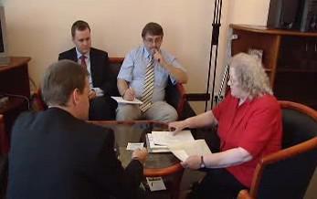 Sezení u ombudsmana