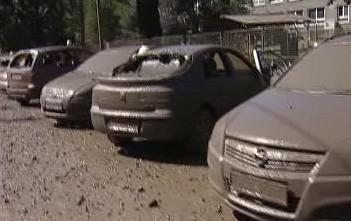 Poškozená auta