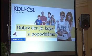 Předvolební kampaň KDU-ČSL