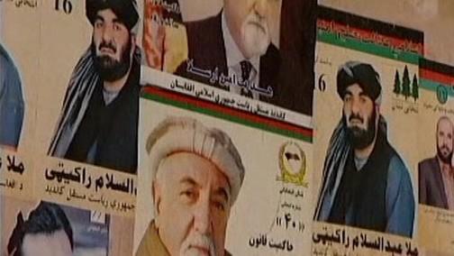 Volby v Afghánistanu