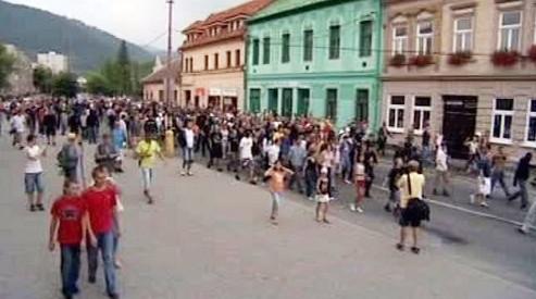 Protiromský pochod