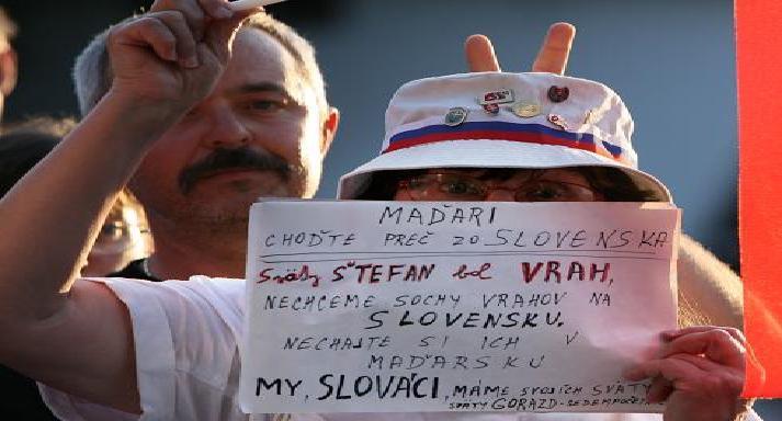 Slovensko-maďarský incident