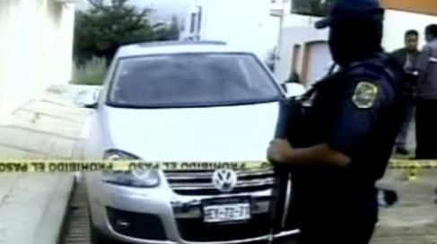 Mexická narkomafie zastřelila šéfa parlamentu