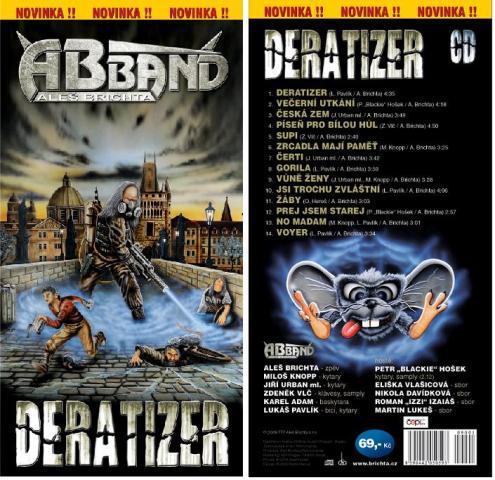 Album Deratizer