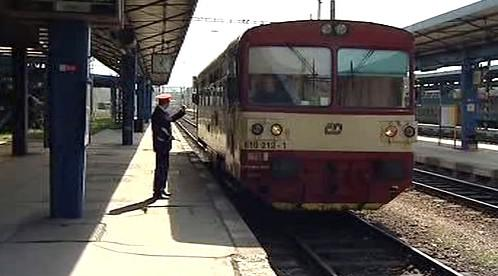 Regionální motorový vlak