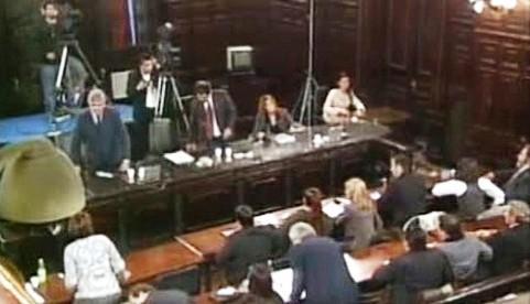 Argentinský soud