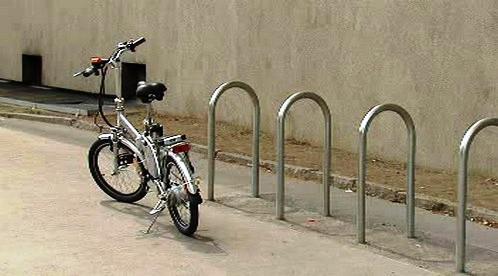 Nové cyklostojany