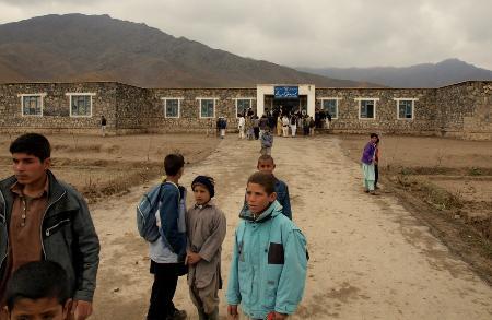 Místo, kde PRT postaví školu pro 2 000 studentů