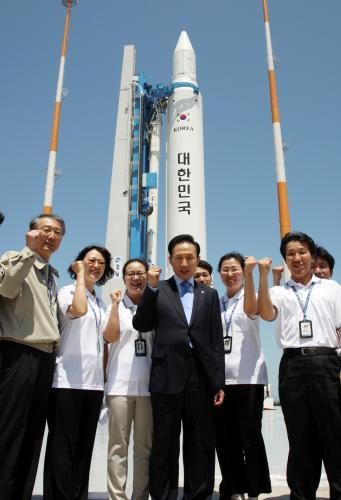Korejské vesmírné středisko
