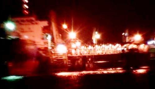 Srážka lodí v Moluckém průliv