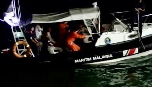 Malajsijská námořní hlídka