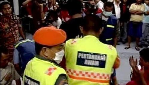 Malajsijští záchranáři