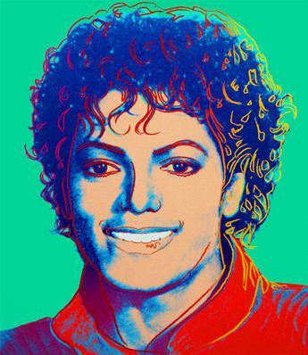 Andy Warhol: Michael Jackson