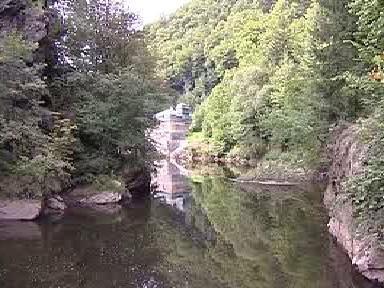Údolí řeky Jizery
