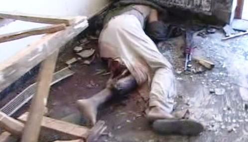 Oběť přepadení banky v Kábulu