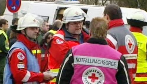 Němečtí záchranáři