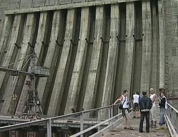 Sajansko-šušenská hydroelektrárna