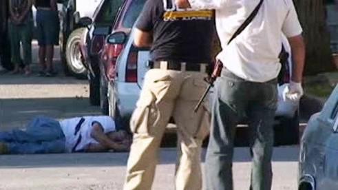 Vyšetřování vraždy v Mexiku