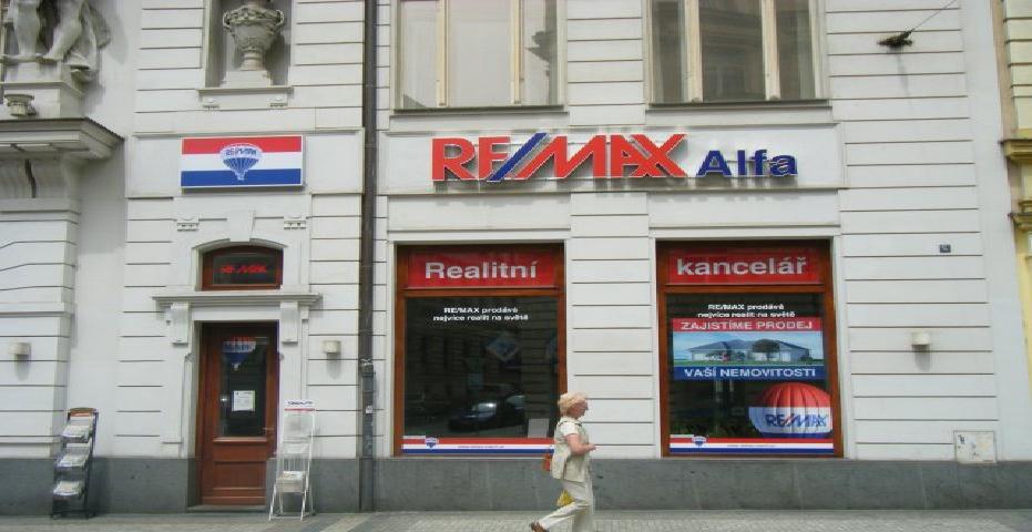 Kancelář společnosti Re/Max