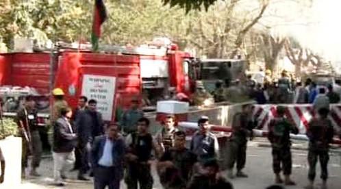 Útok v Kábulu