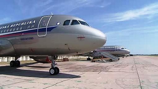 Vládní airbus