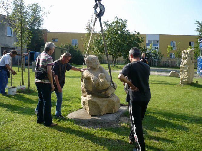 Instalace soch