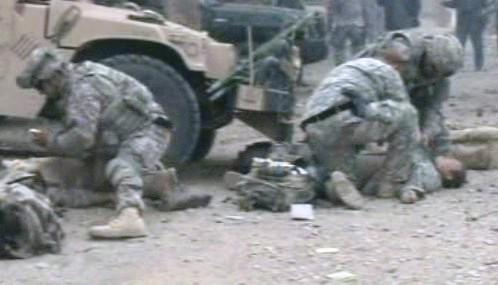 Boje v Afghánistánu