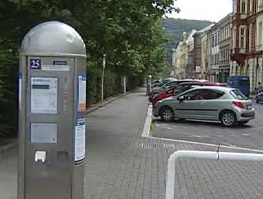 Parkovací automat