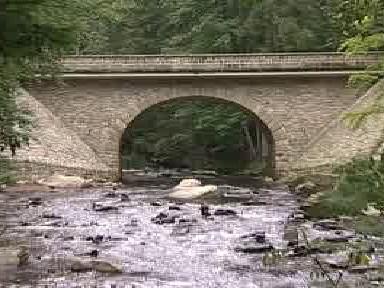 Most přes Divokou Orlici