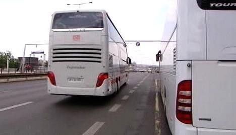 Autobusy do Norimberku
