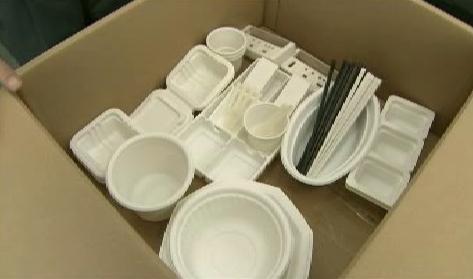Plastové výrobky z kukuřice