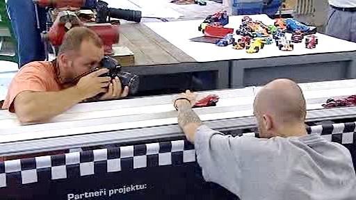 Soutěž modelů Formule 1