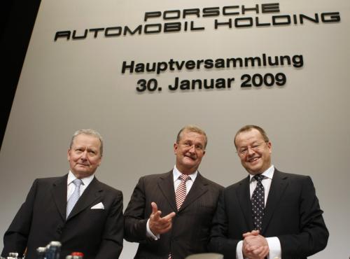 Otevření muzea Porsche