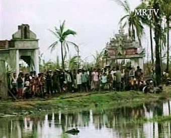 Obyvatelé Barmy