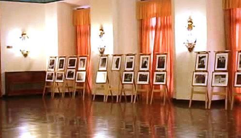 Výstava fotografií k 83. narozeninám Fidela Castra