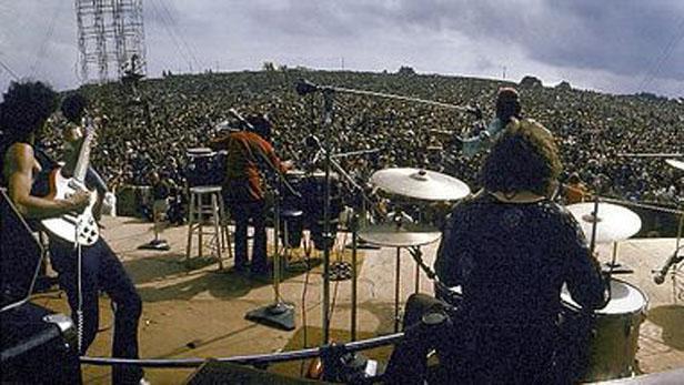 Santana na Woodstocku