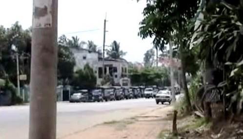 Barmská věznice Insein