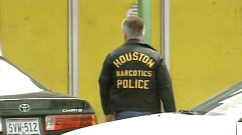 Protidrogový agent z Houstonu