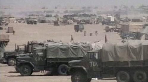 Americká základna v Kuvajtu
