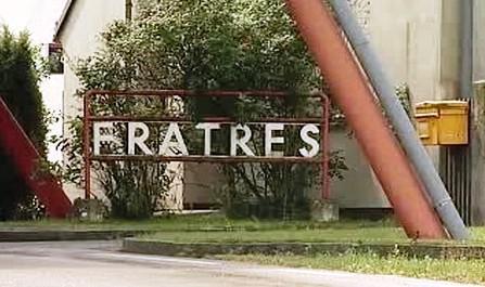 Hraniční přechod Fratres