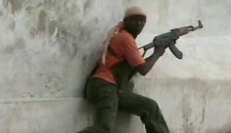 Somálský ozbrojenec