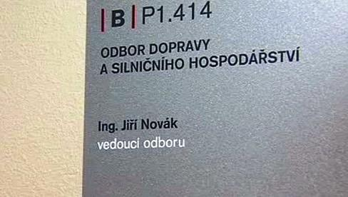 Kancelář Jiřího Nováka