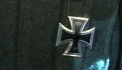 Německý válečný kříž