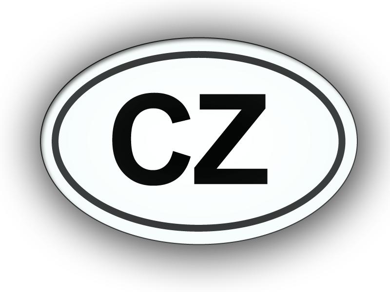 Mezinárodní poznávací značka CZ