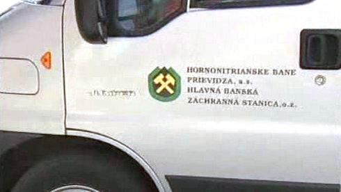 Hornonitranské doly Prievidza