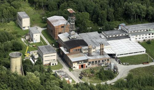 Důl Handlová