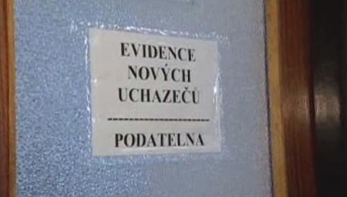 Evidence nových uchazečů